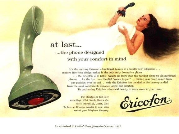 Ericofon bluetooth